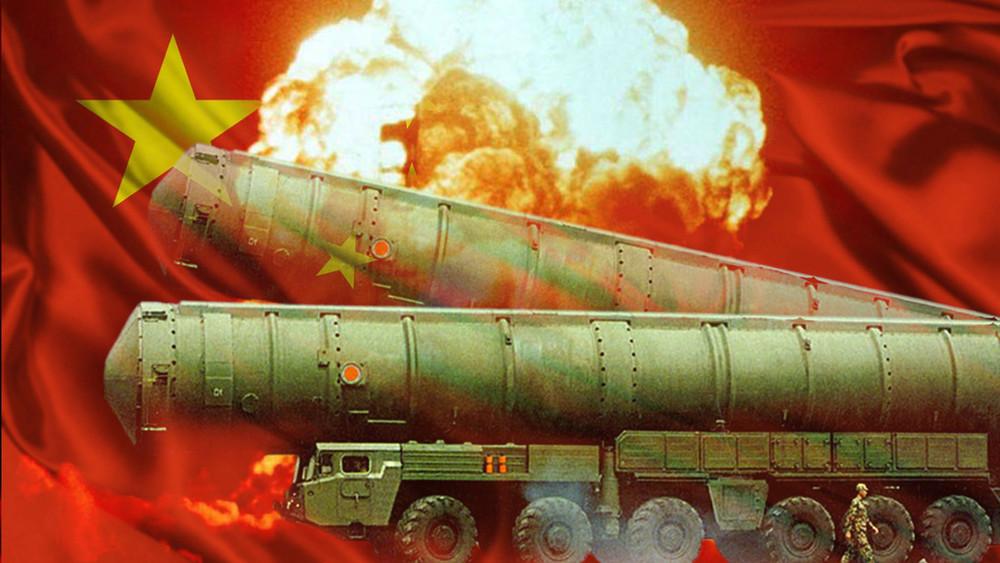 Российская кузница китайского меча