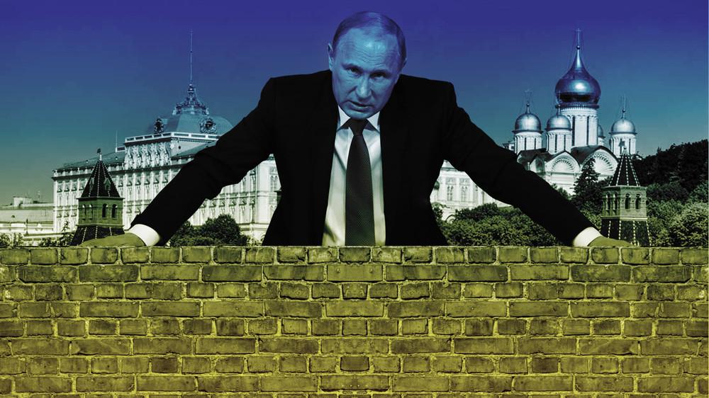 The Daily Beast: «Построитли Украина стену, чтобы закрыться отрусских?»