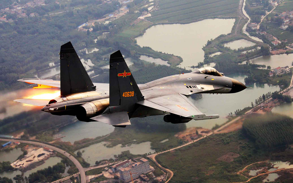 Шэньян J-11. Фото: Cui Wenbin / AP / East News