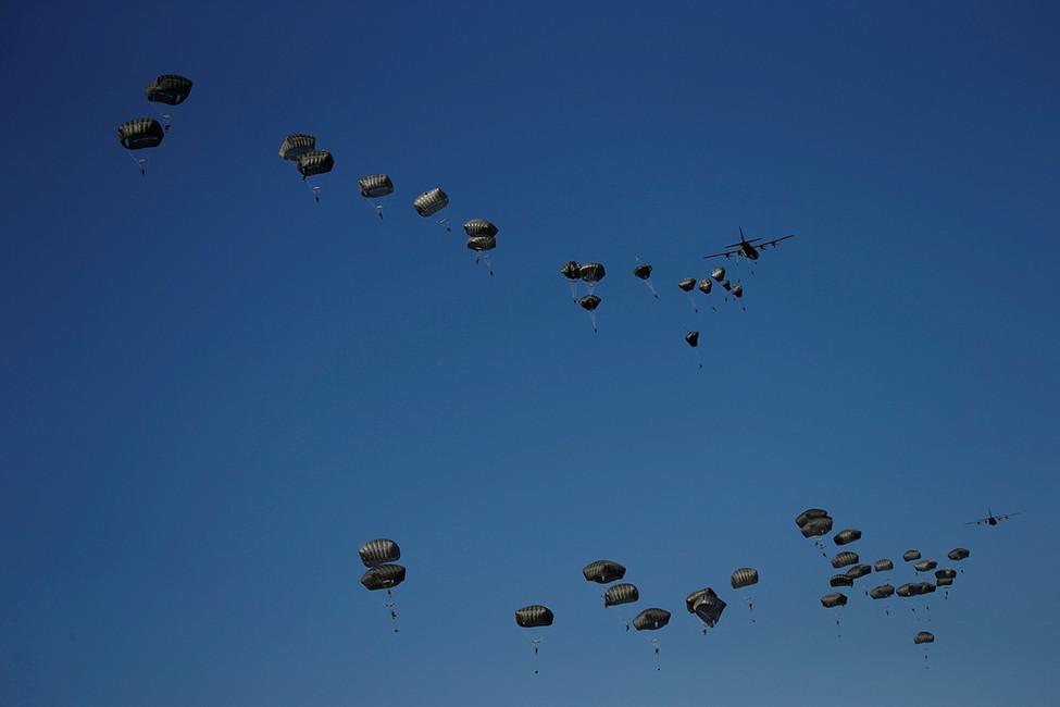 Учения войск стран НАТО натерритории Польши. Фото: Kacper Pempel/ Reuters