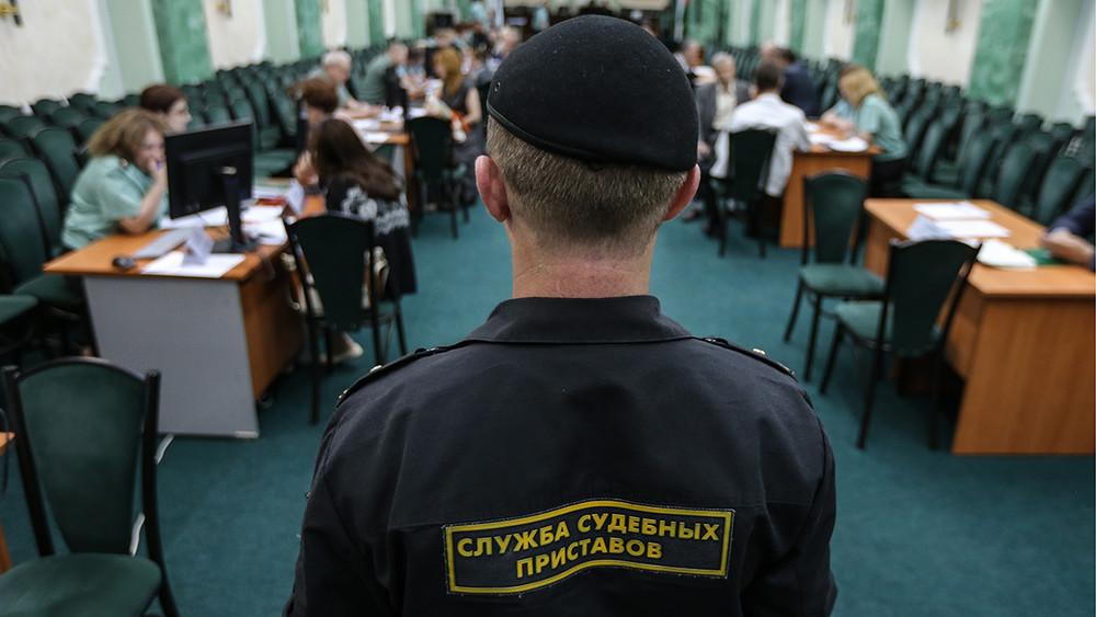 Судебные приставы помогли мошенникам отмыть более 16млрд рублей