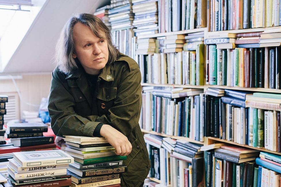 Алексей Цветков. Фото: личная страница вFacebook