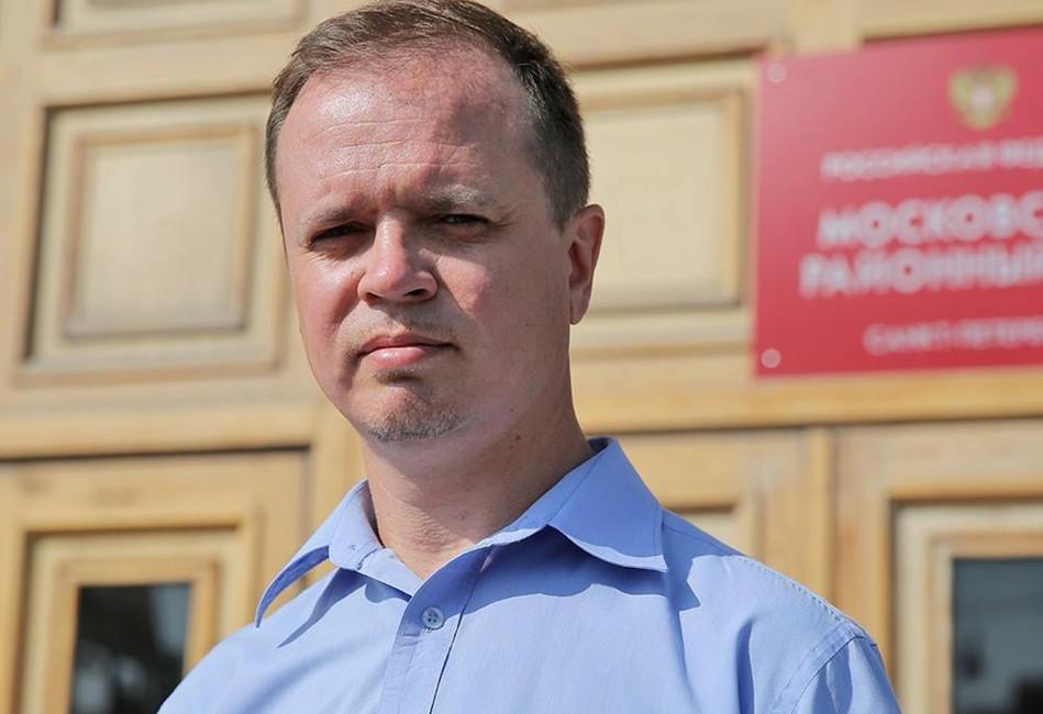 Иван Павлов. Фото: Андрей Блинушов/ Facebook