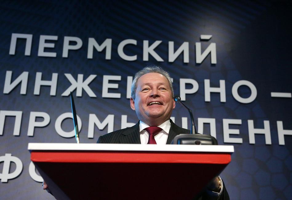 Виктор Басаргин. Фото: Максим Кимерлинг/ Коммерсантъ