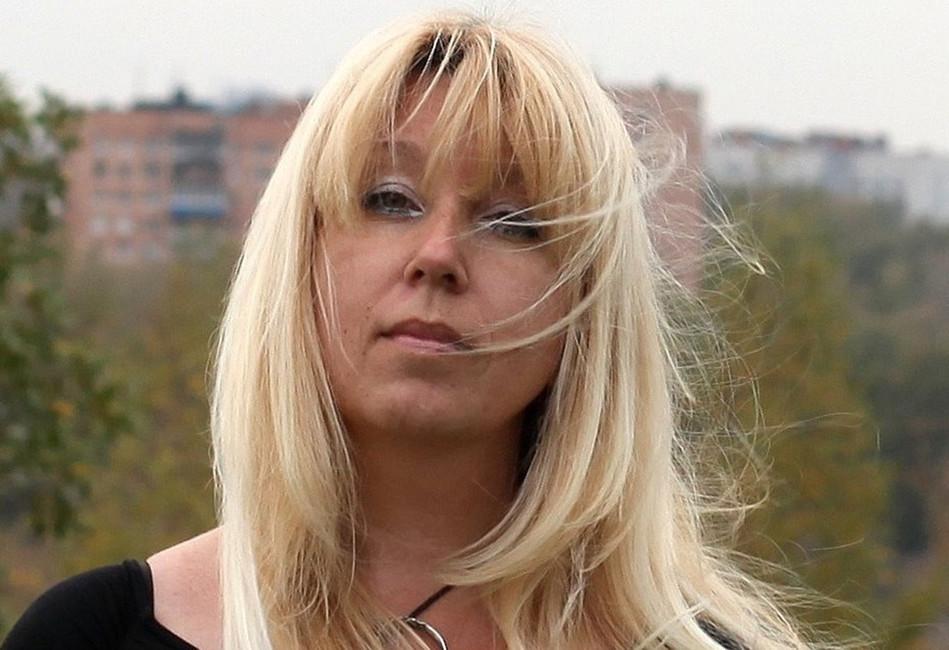 Ирина Славина. Фото: личная страница вFacebook