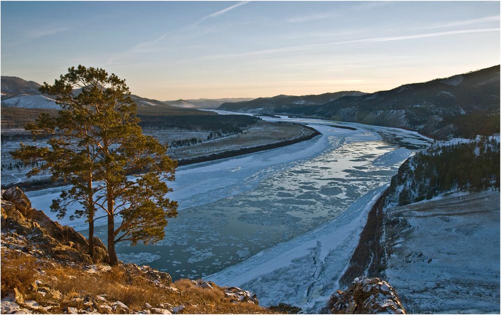 Река Селенга. Источник: komanda-k.ru