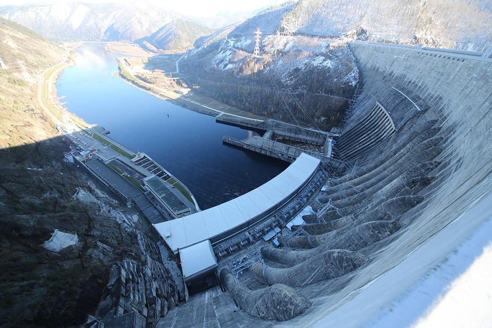 Саяно-Шушенская ГЭС. Фото: Марина Лысцева/ ТАСС