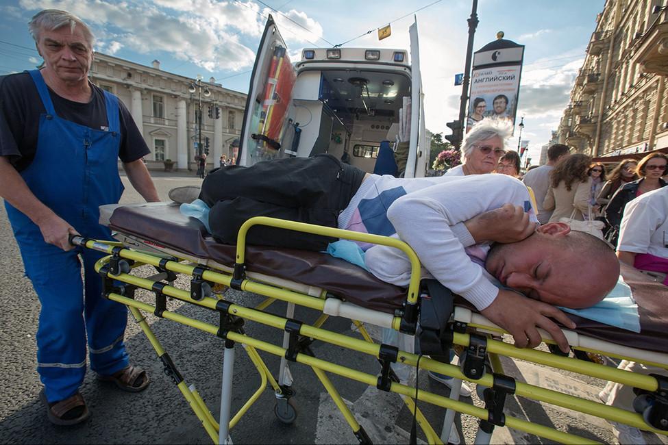 Фото: Сергей Куликов/ ТАСС