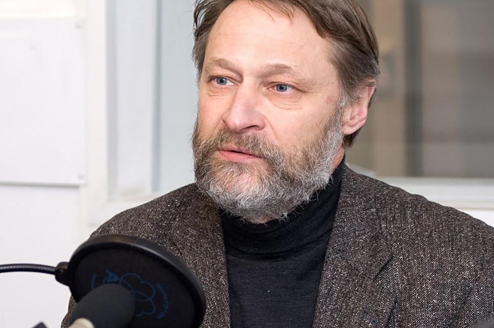 Политолог Дмитрий Орешкин. Фото: svoboda.org