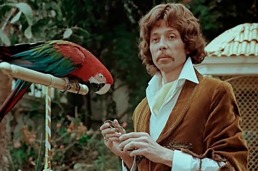 Кадр изфильма «Приключения принца Флоризеля?»