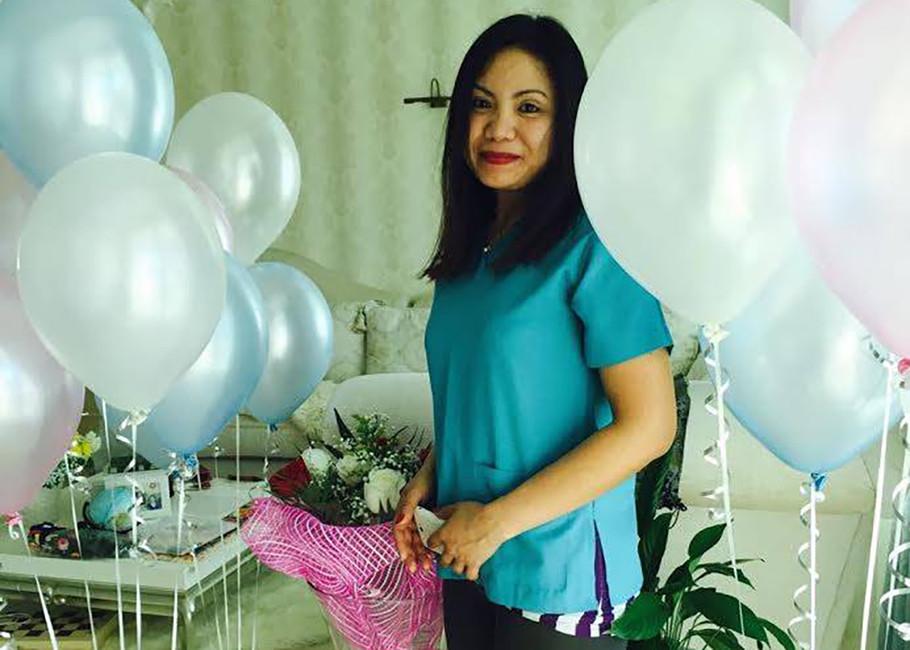 Ракель, сотрудница клининговой службы сФилиппинских островов. Источник: yakutia.info