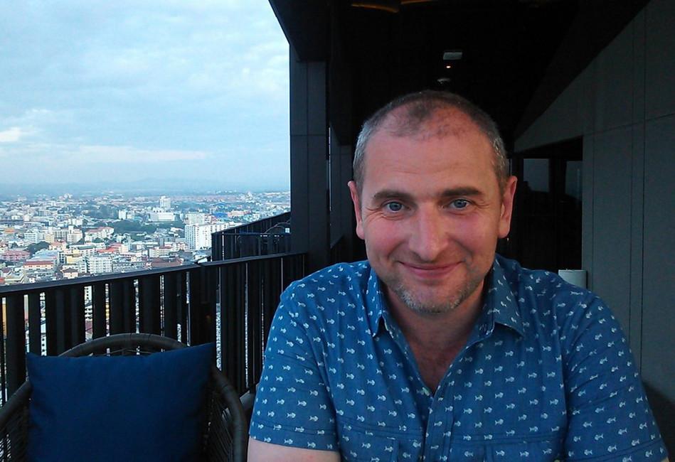 Лидер группировки «Шалтай-Болтай» Владимир Аникеев. Фото: личная страница Вконтакте