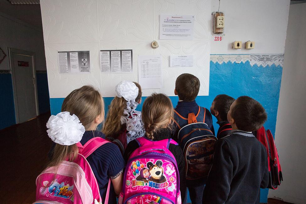 Оптимизация сельских школ: «Родители уже смирились»