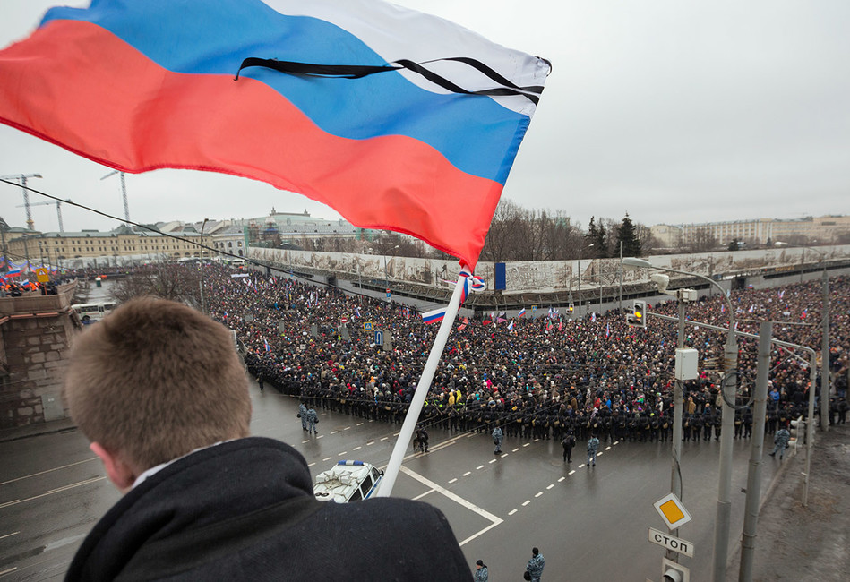 Московская мэрия согласовала марш памяти Немцова