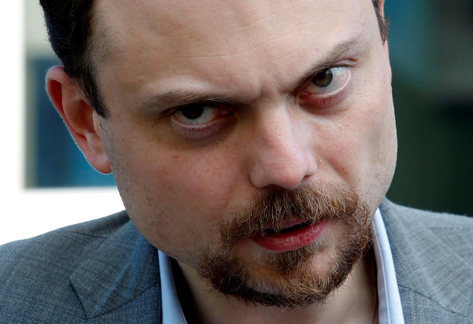Владимир Кара-Мурза-младший: «Врачи вновь сделали чудо ивернули меня стого света»