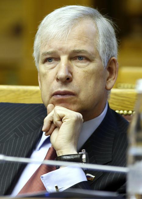 Виктор Черкесов. Фото: Александр Николаев/ Интерпресс/ ТАСС