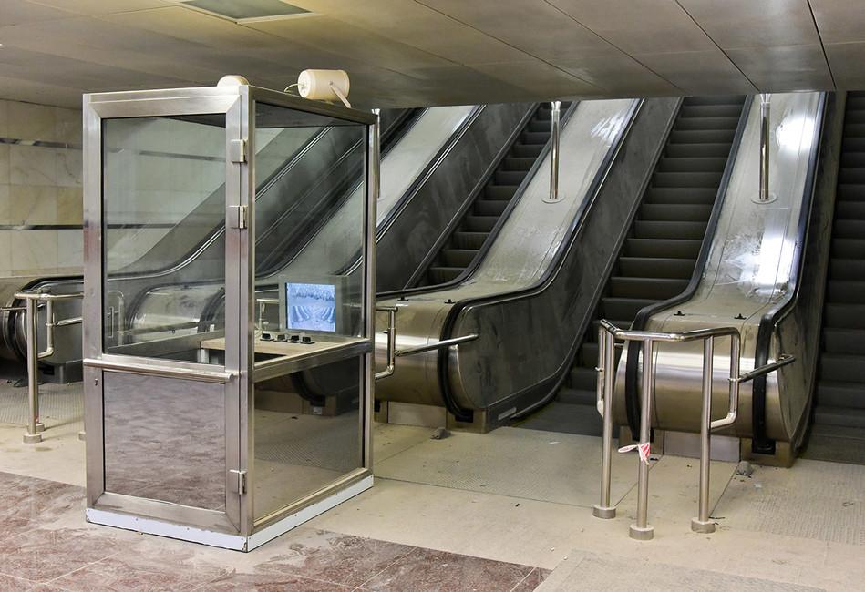 «Бабушек» уэскалаторов больше небудет.2000 сотрудников метрополитена лишатся должностей