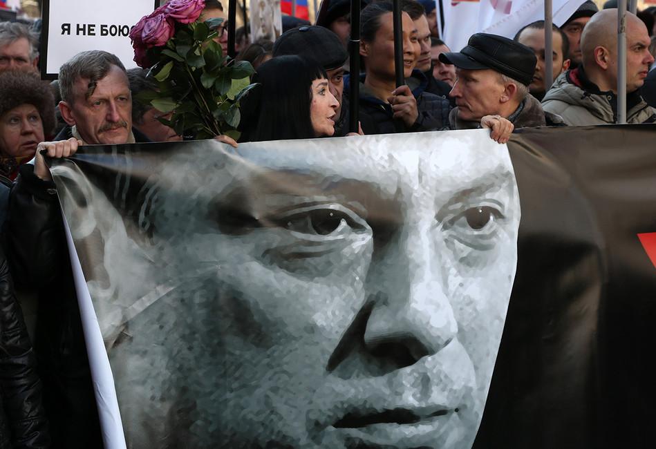 Митинг памяти Бориса Немцова вПерми пройдет упамятника жертвам политических репрессии