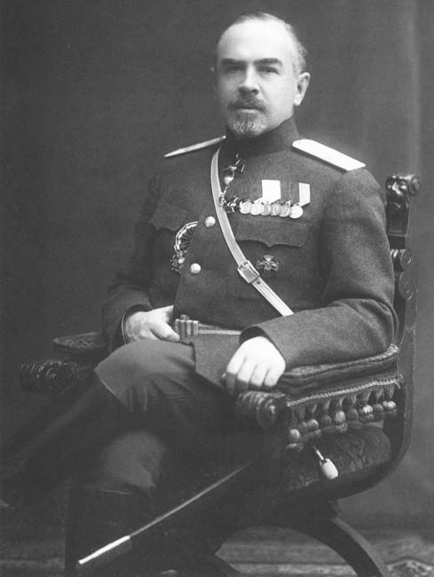 Александр Балк, градоначальник Петрограда