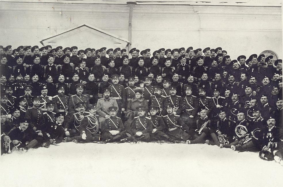 Лейб-гвардии Волынский полк