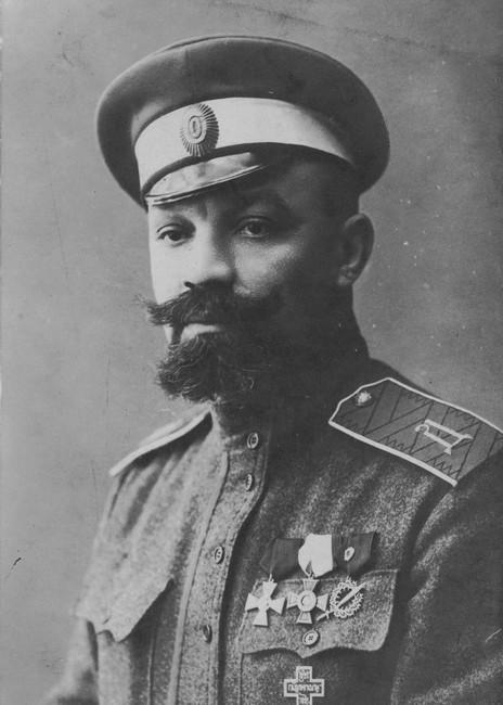 Полковник Александр Кутепов