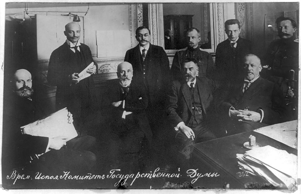 Временный комитет Государственной Думы