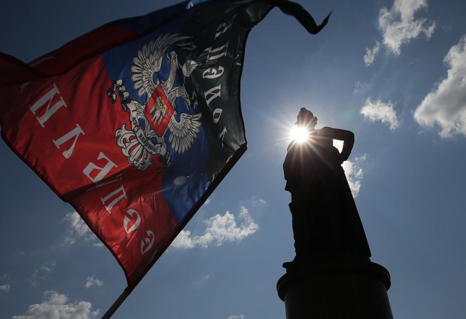 ВЦИОМ: вусловиях кризиса россияне неготовы поддерживать ДНР иЛНР