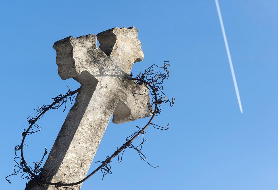 Краснодарский край. Кладбище времен гражданской войны уничтожили вовремя субботника