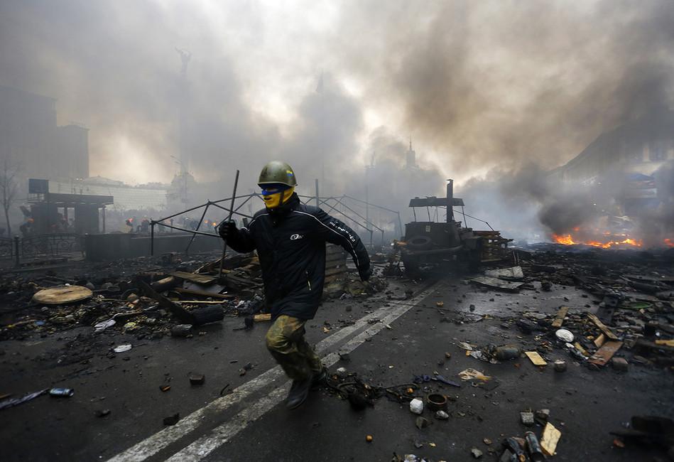 Роковой выбор Кремля. Роман Попков отом, как три года назад Россия выбрала войну, анемир сУкраиной