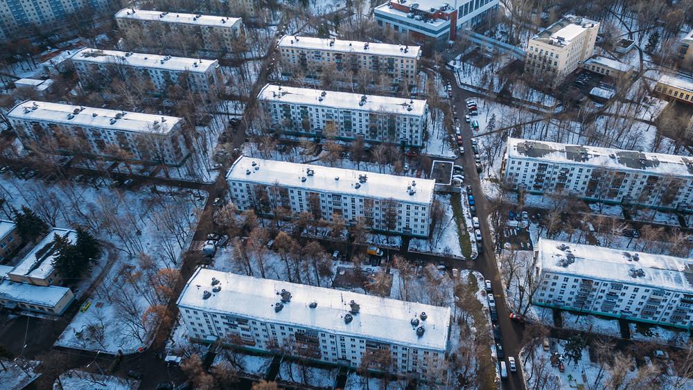Через 20лет вМоскве неостанется «хрущевок». Первыми снесут пятиэтажки вЦАО, где самая дорогая земля