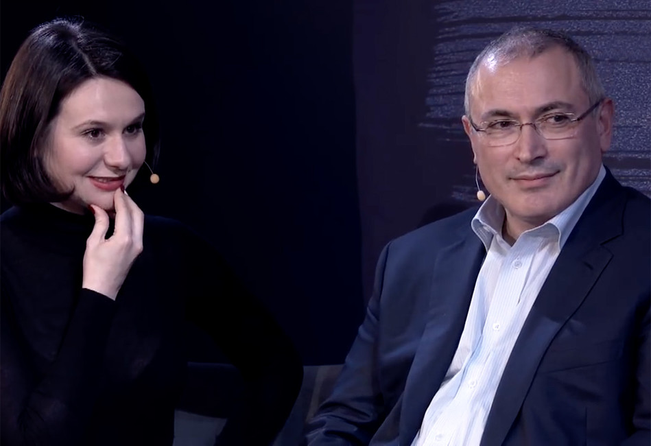 Михаил Ходорковский:<br/> &laquo;Путин собирается быть президентом того большинства, которому должно подчиняться меньшинство&raquo;