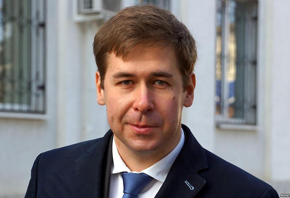 Авдокат Илья Новиков. Фото: Антон Наумлюк/ Радио Свобода