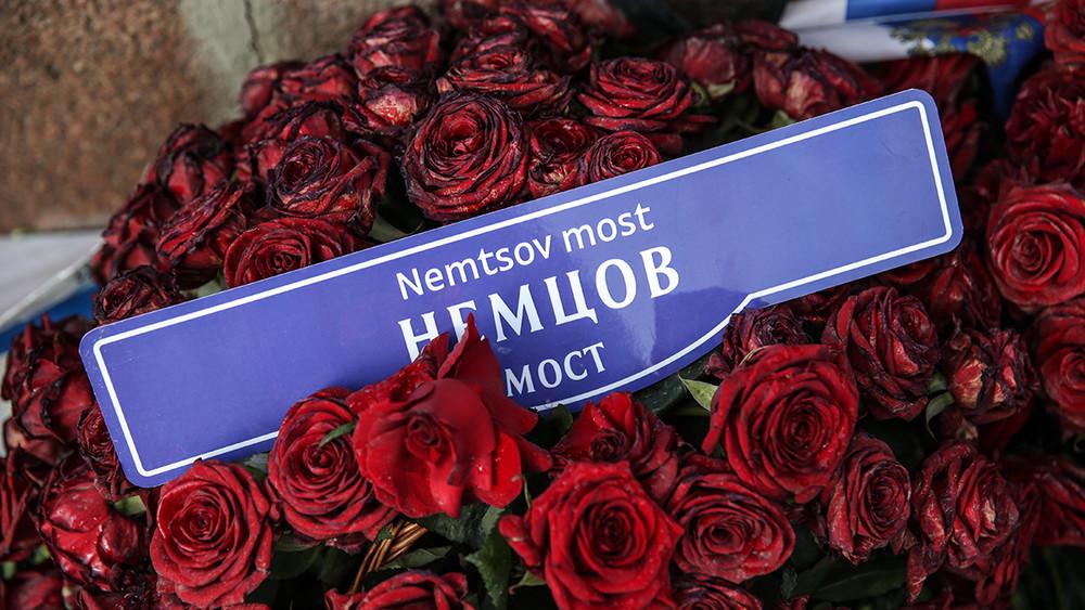Организаторы марша Бориса Немцова предлагают отправить Собянину иДрыманову открытки