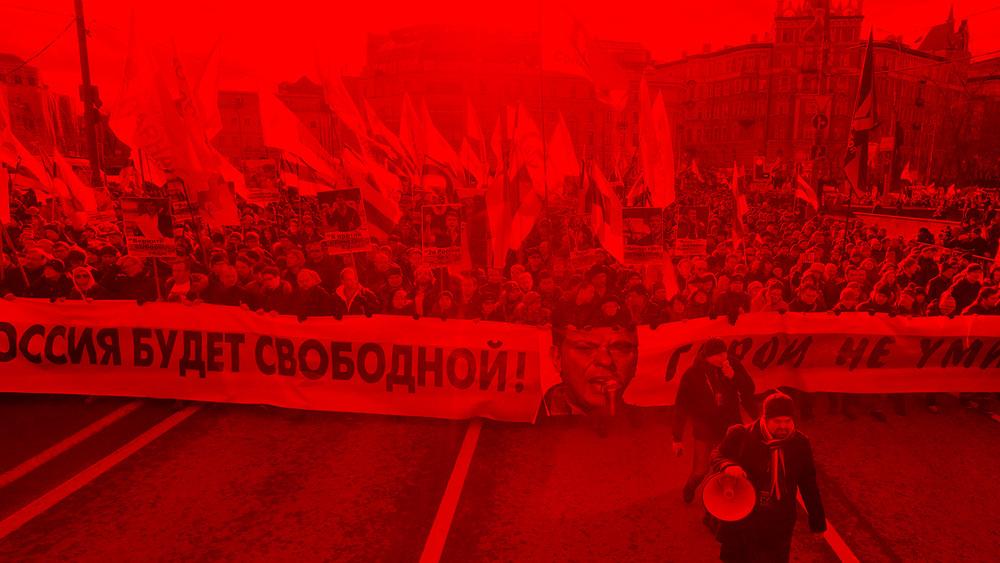 <p>Марш Бориса Немцова. Прямая трансляция</p>