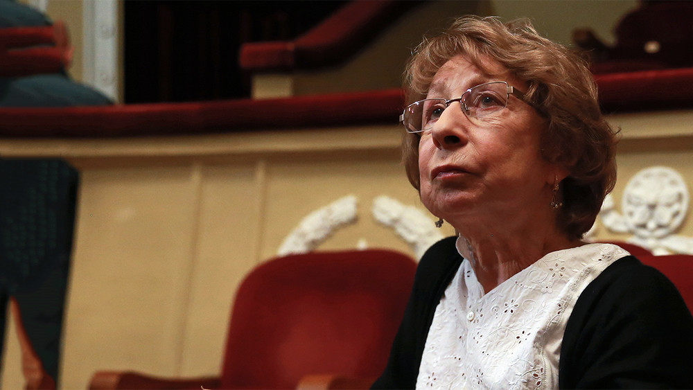 """Лия Ахеджакова: «Яначинаю прислушиваться ксоветам """"что делать, если увас обыск""""»"""