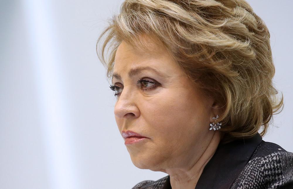 Валентина Матвиенко. Фото: Сергей Фадеичев/ ТАСС