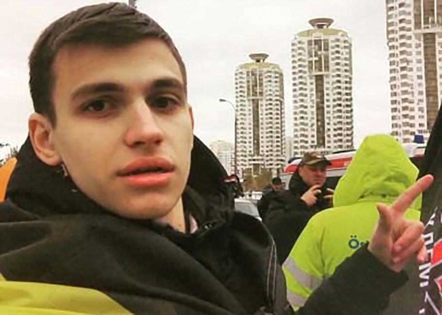 Александр Фоменков. Фото: Михаил Росин/ Вконтакте