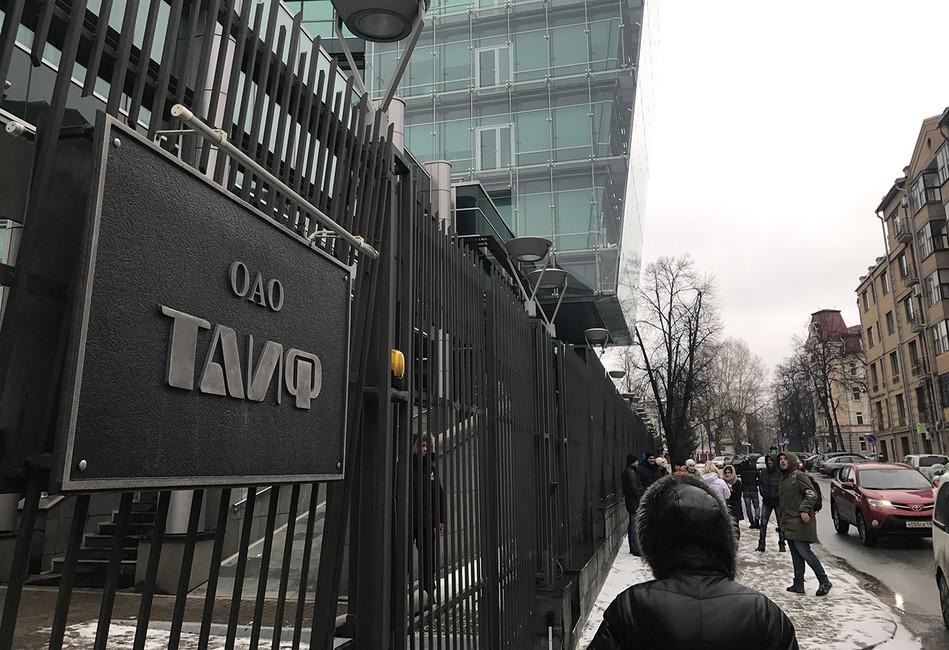Татарстан. Вкладчики «Татфондбанка» штурмовали кабинет министров