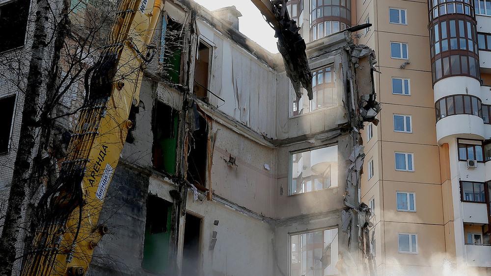 Владимир Рязанский: «Собянин понятия неимеет ореальных объемах сносимого жилья»