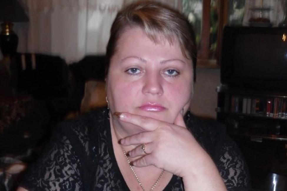 Оксана Севастиди. Фото: личный архив