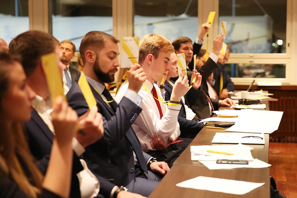 Федеральный совет движения «Открытая Россия» будет переизбран вапреле