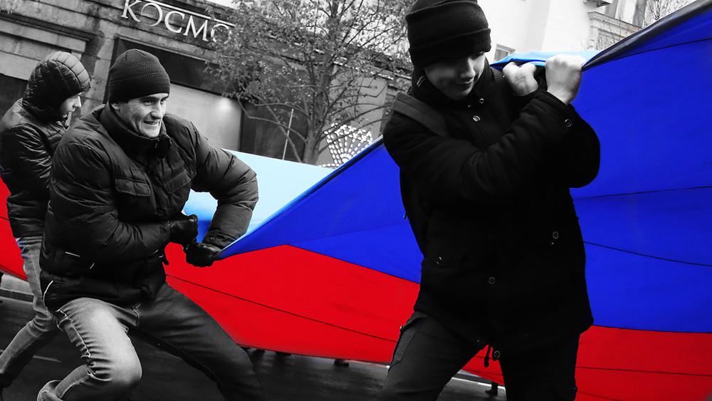 Этносоциолог: «Российская нация унас только формируется»