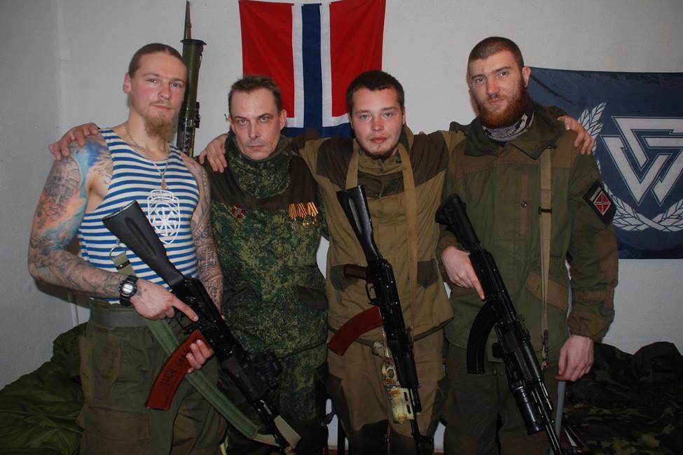 Алексей Мильчаков (второй справа). Фото: Вконтакте<br />