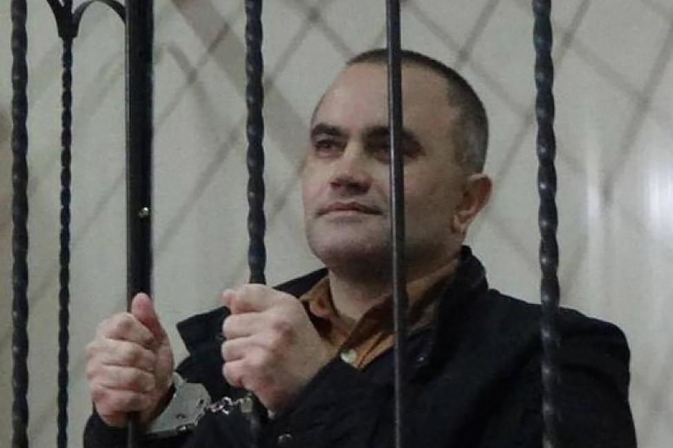 Сергей Титаренко всуде. Фото: Открытая Россия<br />
