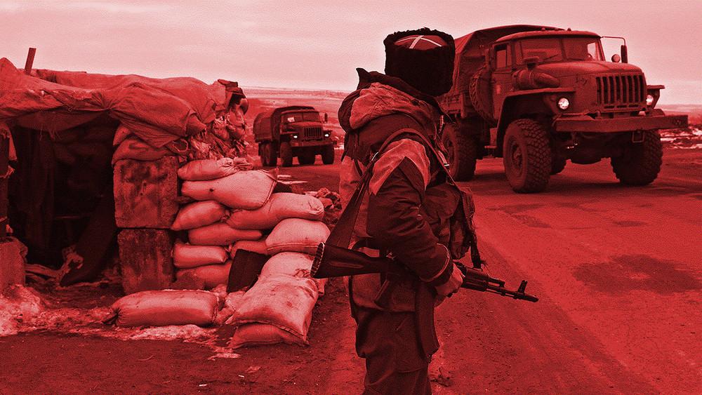 «Спасибо Бородаю засписки»: вКраснодаре Центр «Э» преследует разоблачителя ветеранов войны наДонбассе