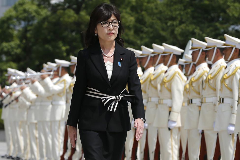 Томоми Инада. Фото: Shuji Kajiyama/ AP/ East News