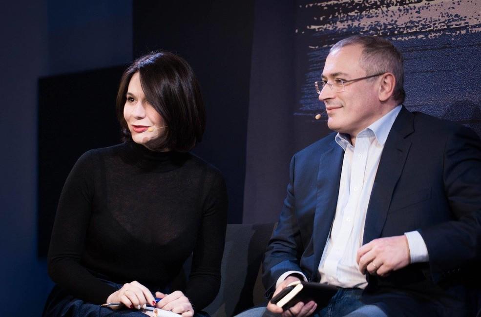 Михаил Ходорковский: «Путин собирается быть президентом того большинства, которому должно подчиняться меньшинство»