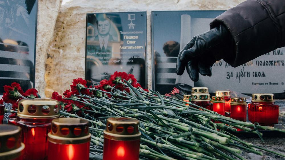 «Памяти воинов-интернационалистов». Как вРоссии называют школы иулицы вчесть погибших военных вСирии