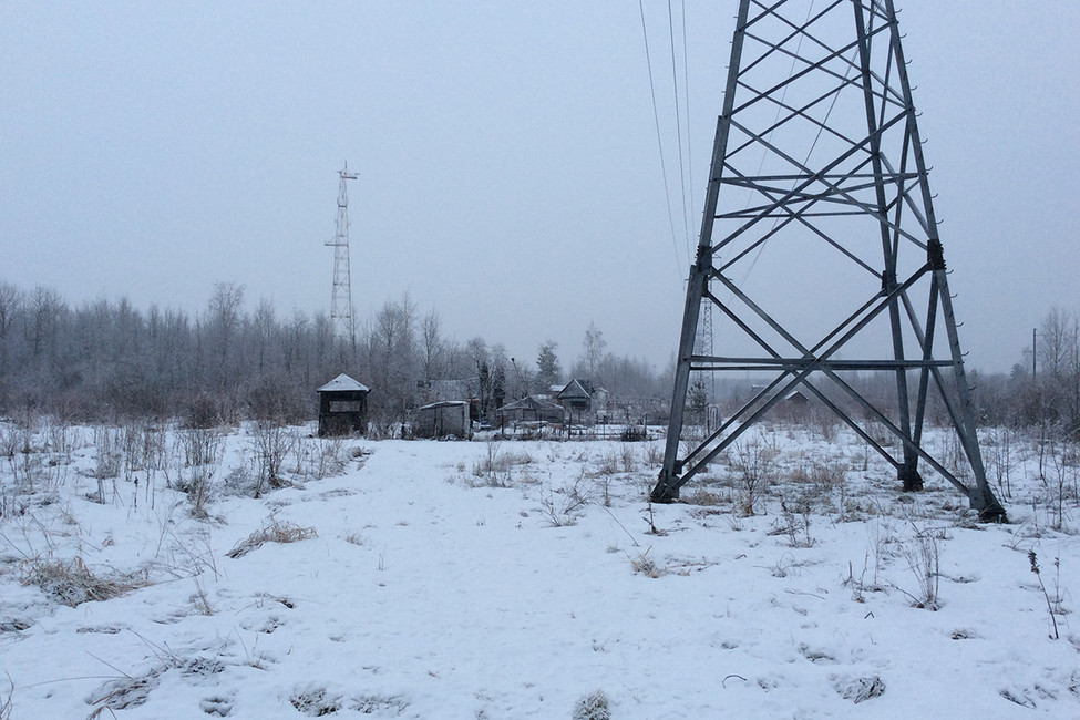 Поселок Красный Бор. Фото: Валерий Ганненко