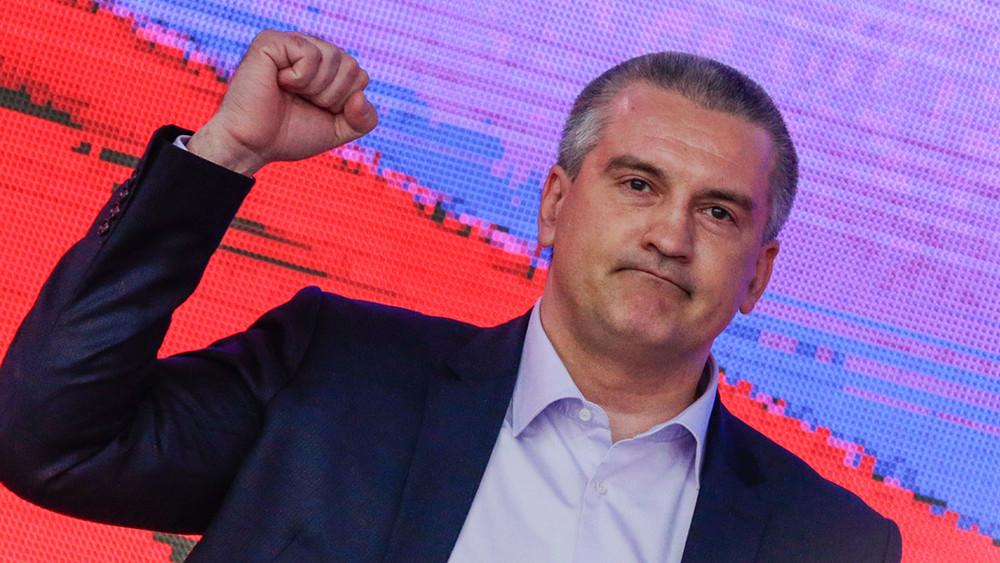 Сергею Аксенову ничего негрозит заего высказывание обизменении формы правления вРоссии